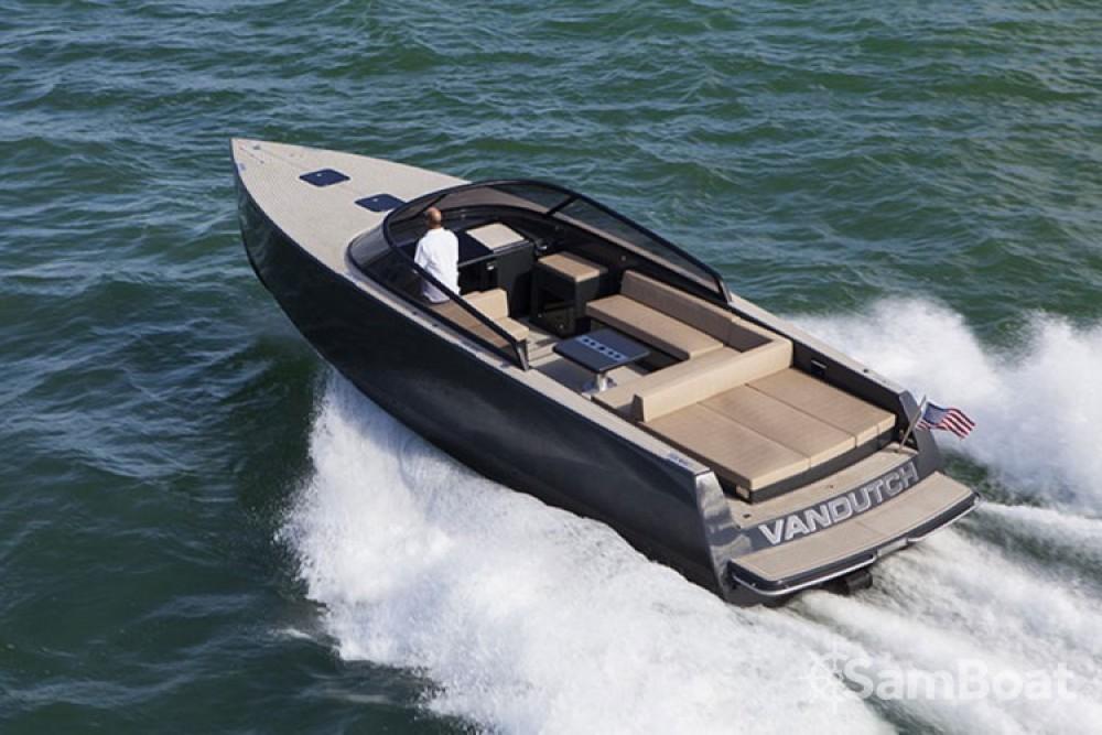 Motorboot mieten in Cannes - Rio Rio 40 Blu