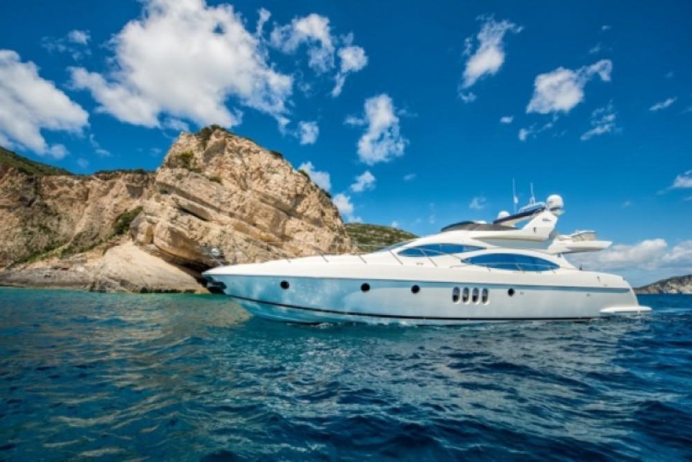 Motorboot mieten in Split - Azimut-Benetti-Yachts Azimut 68 EVO - 4 cab.