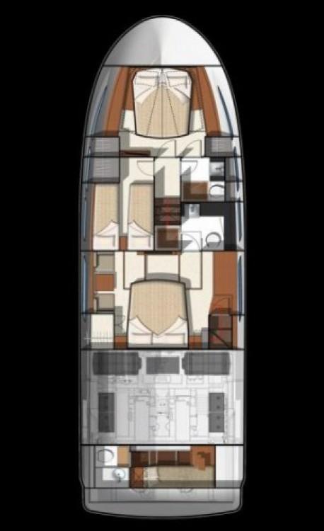 Bootsverleih Jeanneau Prestige 500 Fly Split Samboat