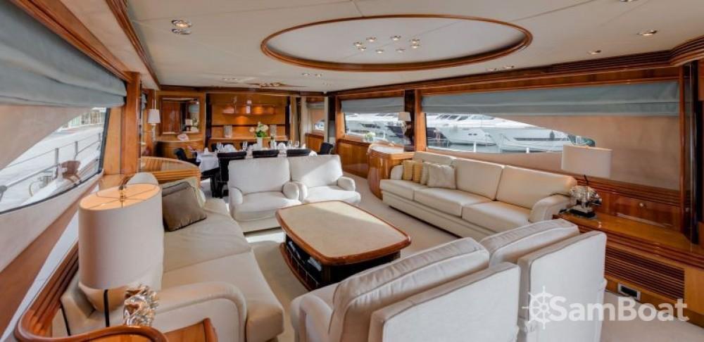 Yachten mieten in Split - Sunseeker-International Sunseeker Yacht 105
