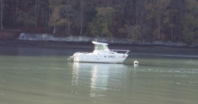 Location yacht à Térénez - Jeanneau merry fisher sur SamBoat