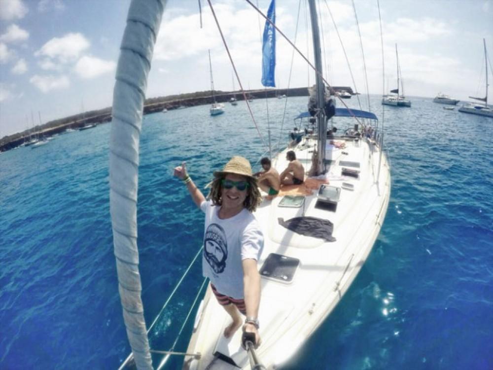 Yacht-Charter in Port Pierre Canto - Bénéteau Oceanis 473 auf SamBoat