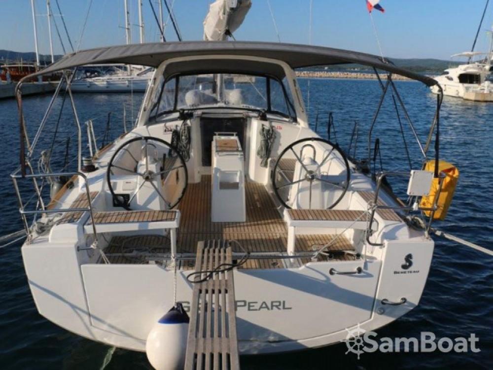 Bootsverleih Bénéteau Oceanis 38 Kroatien Samboat