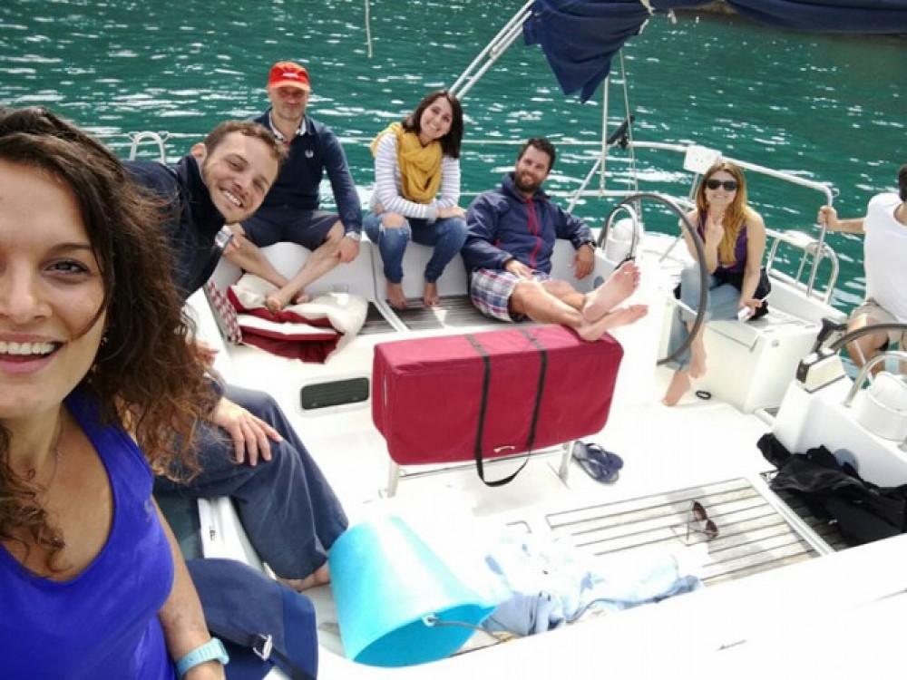 Segelboot mit oder ohne Skipper Bénéteau mieten in Port Pierre Canto
