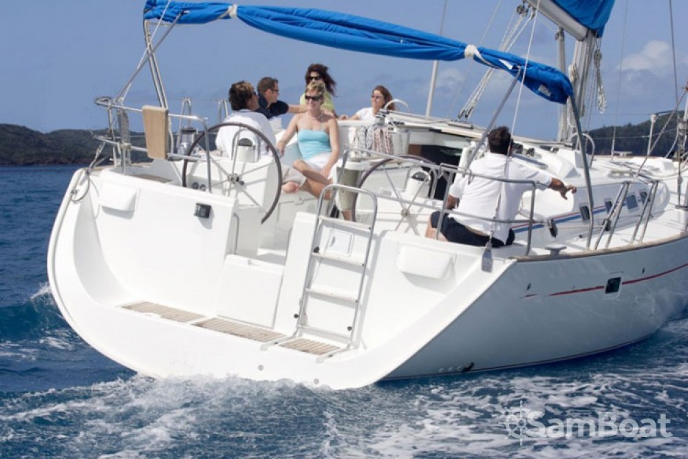 Segelboot mieten in Port Pierre Canto zum besten Preis