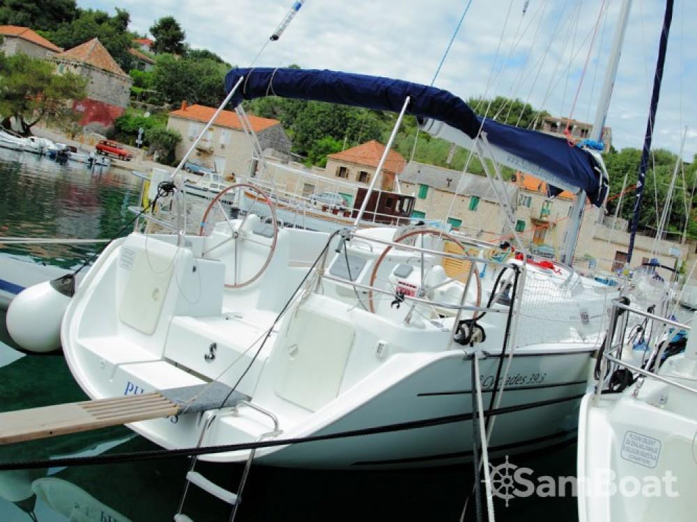 Yacht-Charter in Rogač - Bénéteau Cyclades 39.3 auf SamBoat