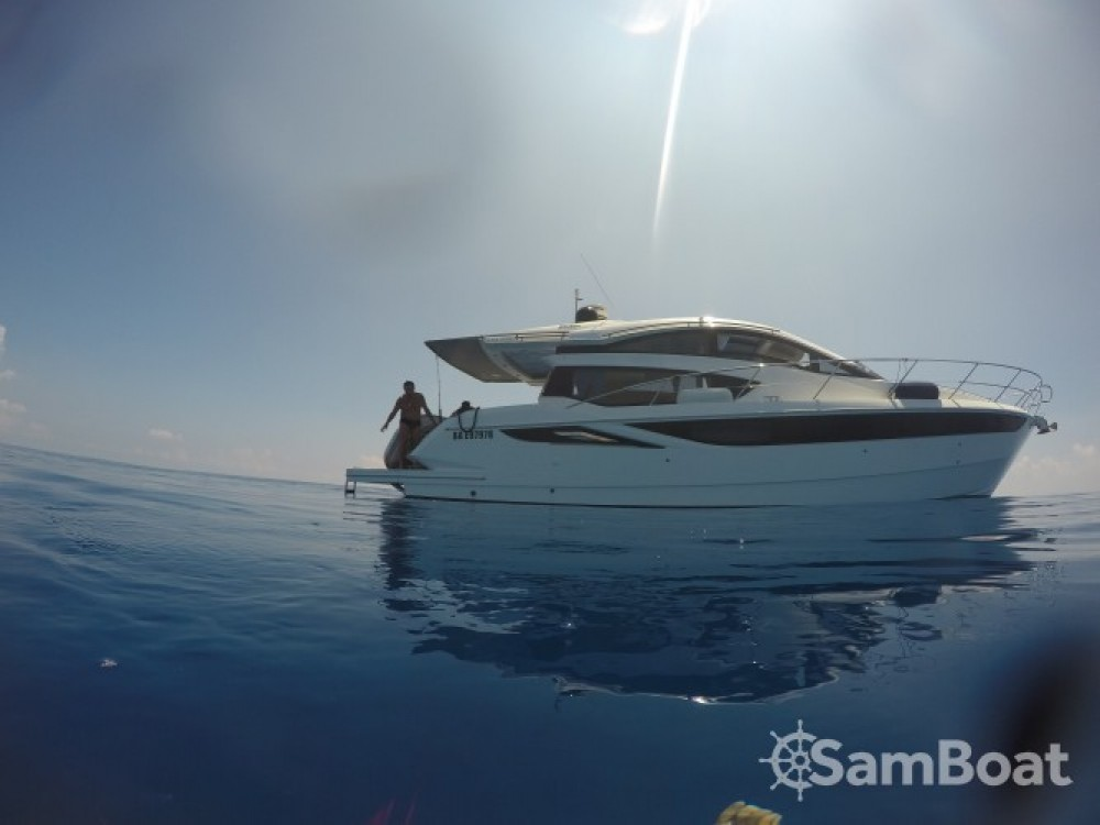 Motorboot mieten in Saint-François - Galeon Galeon 430 HTC