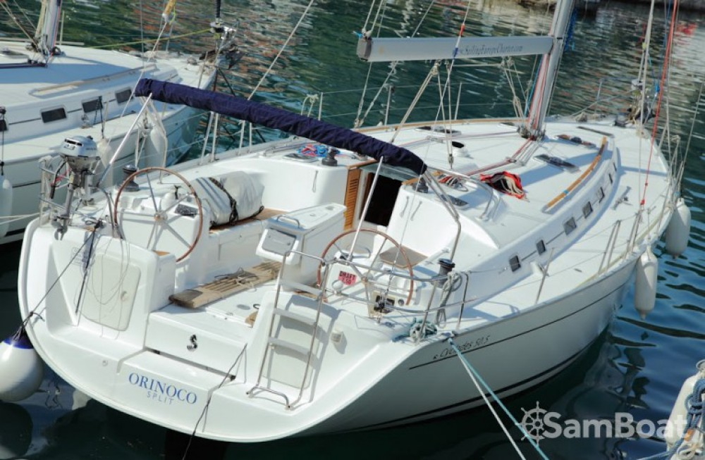 Bénéteau Cyclades 50.5 between personal and professional Rogač