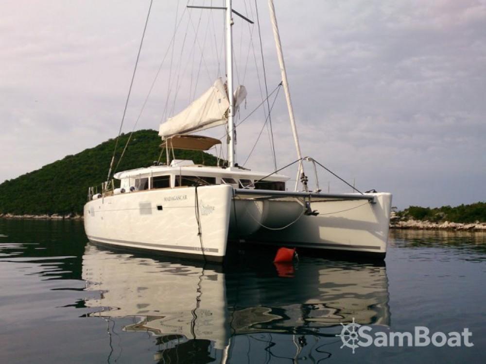 Alquiler de barcos Rogač barato de Lagoon 450