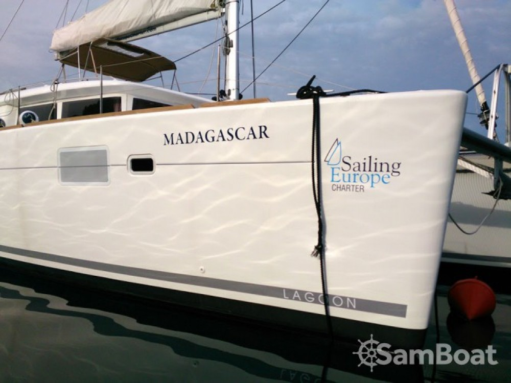Alquiler Catamarán en Rogač - Lagoon Lagoon 450