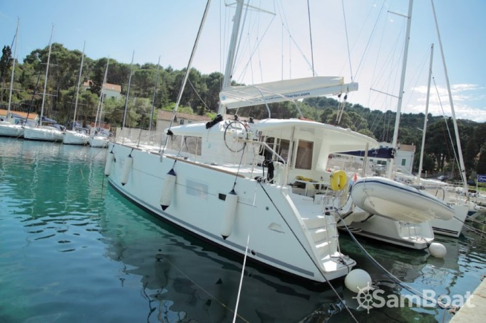 Boat rental Rogač cheap Lagoon 400