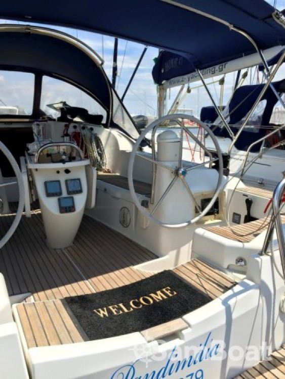 Boat rental Lefkada cheap Sun Odyssey 39i