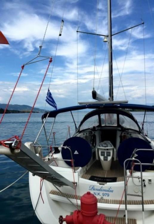 Rent a Jeanneau Sun Odyssey 39i Lefkada