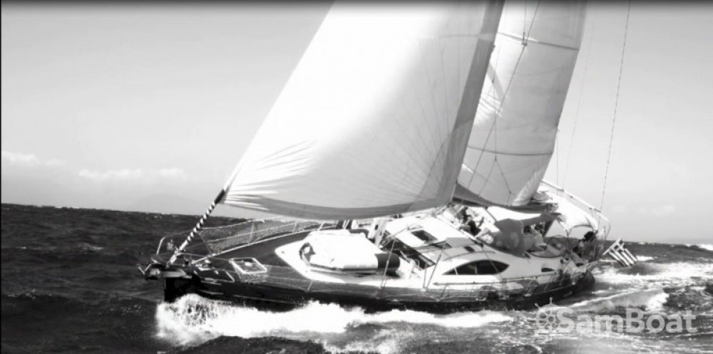 Boat rental Jeanneau Sun Odyssey 54 DS in Lefkada on Samboat