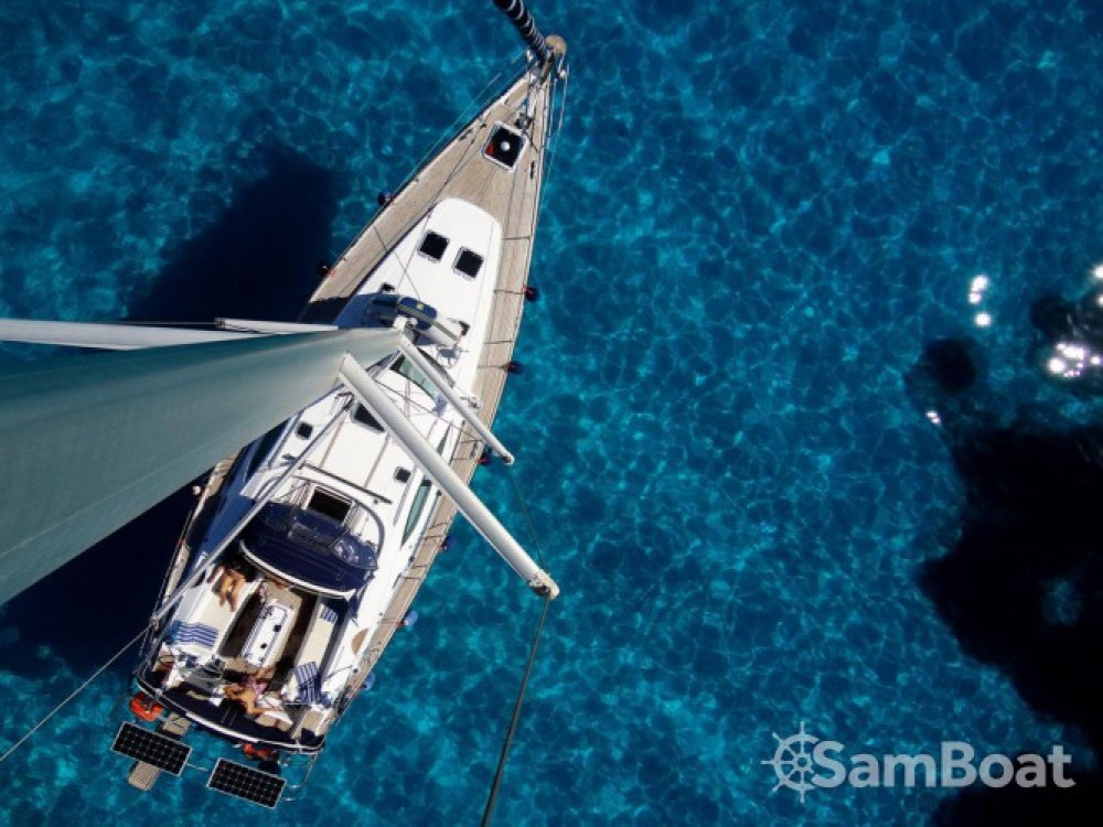 Rental yacht Lefkada - Jeanneau Sun Odyssey 49 DS on SamBoat