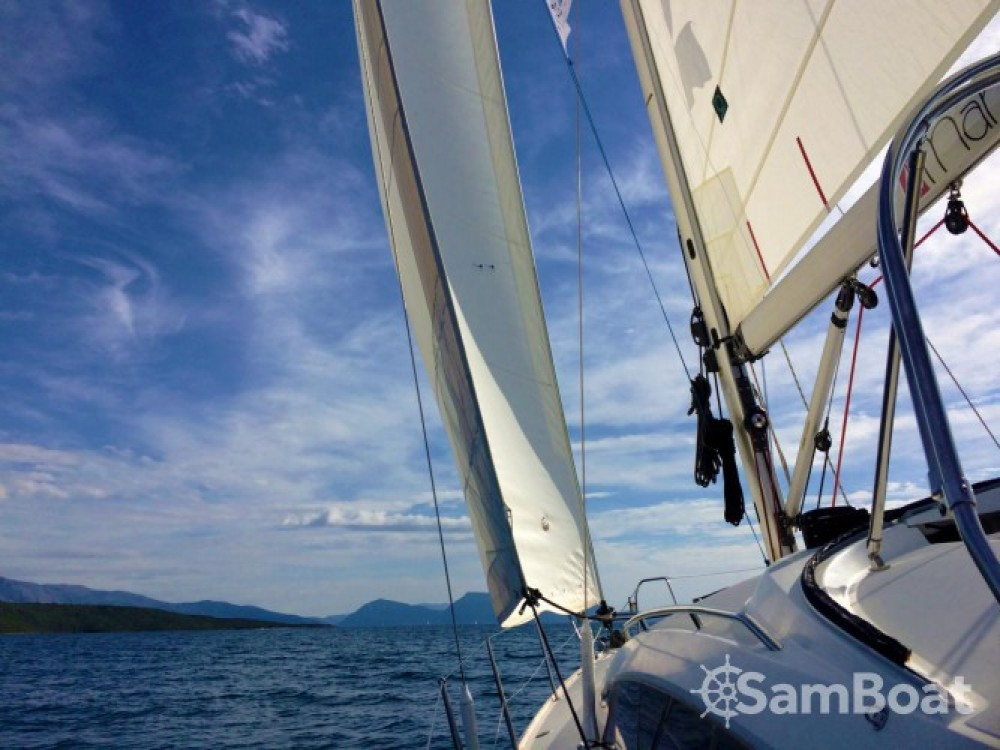 Bootsverleih Lefkada günstig Sun Odyssey 42 DS