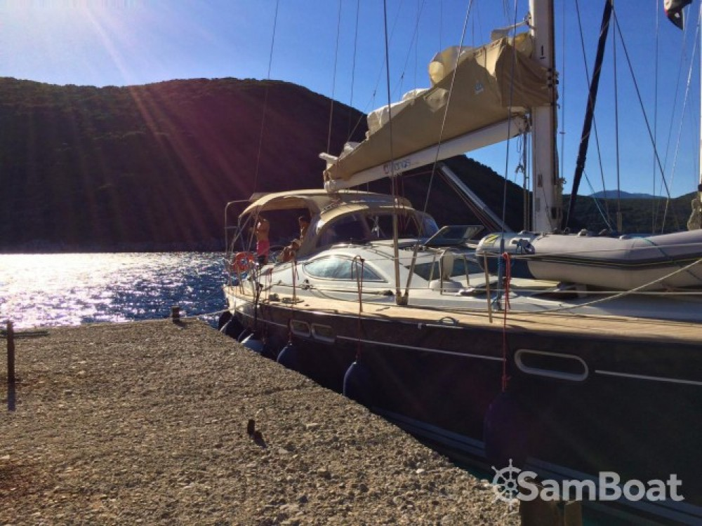 Rental Sailboat in Lefkada - Jeanneau Sun Odyssey 54 DS