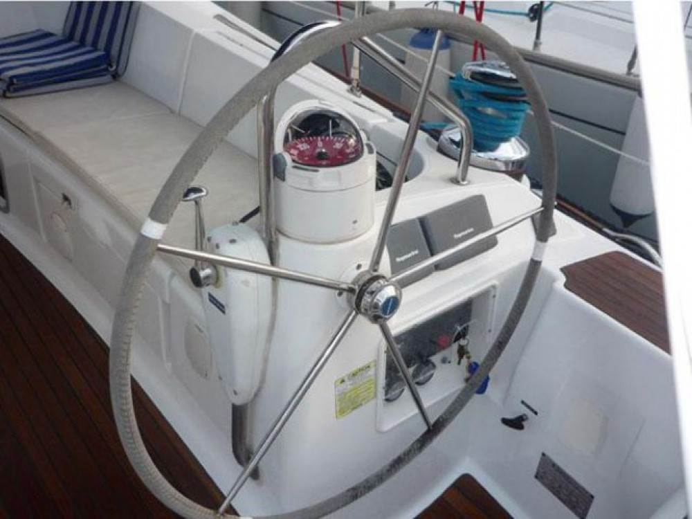 Rental Sailboat in Lefkada - Jeanneau Sun Odyssey 49 DS