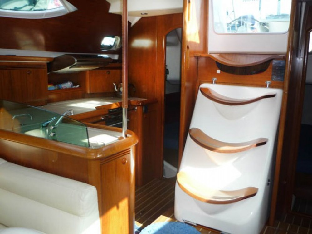 Boat rental Jeanneau Sun Odyssey 49 DS in Lefkada on Samboat