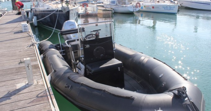 RIB for rent Port Joinville at the best price