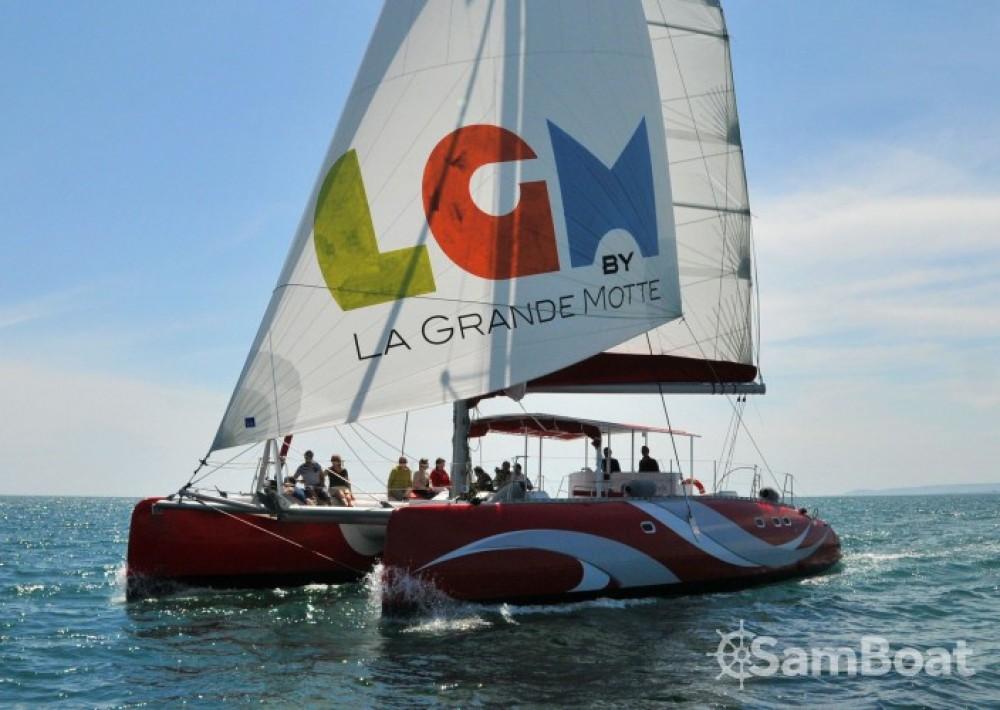 Location bateau La Grande-Motte pas cher ocean voyageur 53