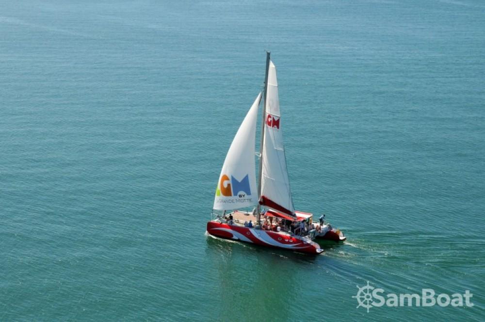 Louer Catamaran avec ou sans skipper Ocean-Voyageur à La Grande-Motte