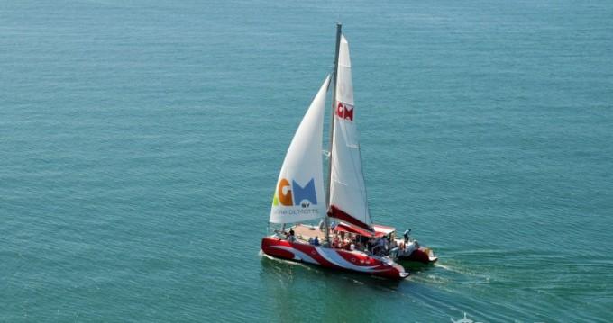 Location yacht à La Grande-Motte - Ocean-Voyageur ocean voyageur 53 sur SamBoat