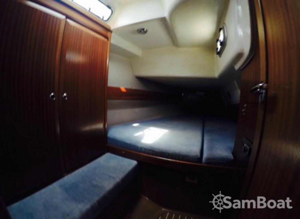 Bootsverleih Barcelona günstig Cruiser 42