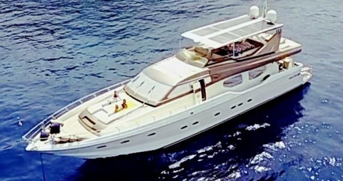 Location Yacht Posillipo-Rizzardi avec permis