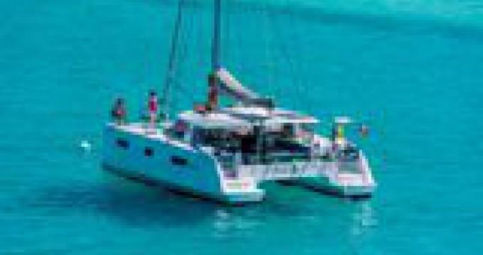 Location bateau Nautitech Nautitech 40 à Pointe-à-Pitre sur Samboat