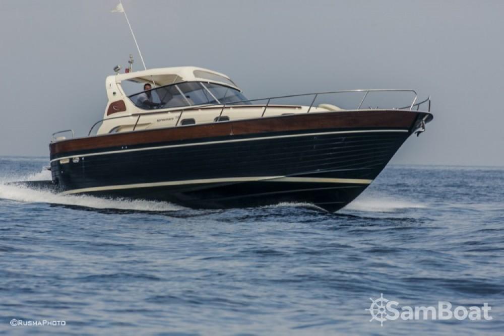 Boat rental Sorrente cheap Apreamare 38 diamond