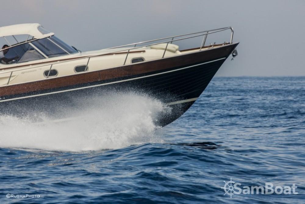 Rental Motor boat in Sorrente - Apreamare Apreamare 38 diamond