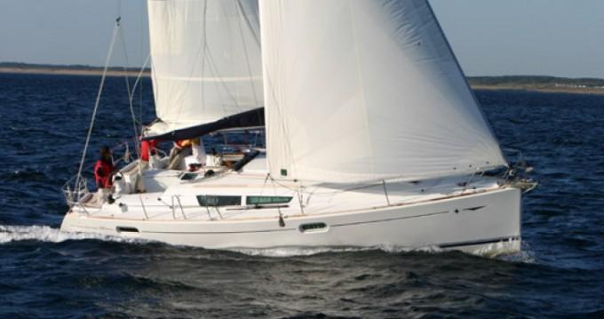 Jeanneau Sun Odyssey 39i entre particuliers et professionnel à Saint Lucia Island
