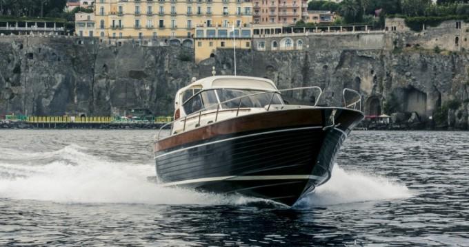 Noleggio barche Apreamare Apreamare 38 diamond Sorrento su Samboat