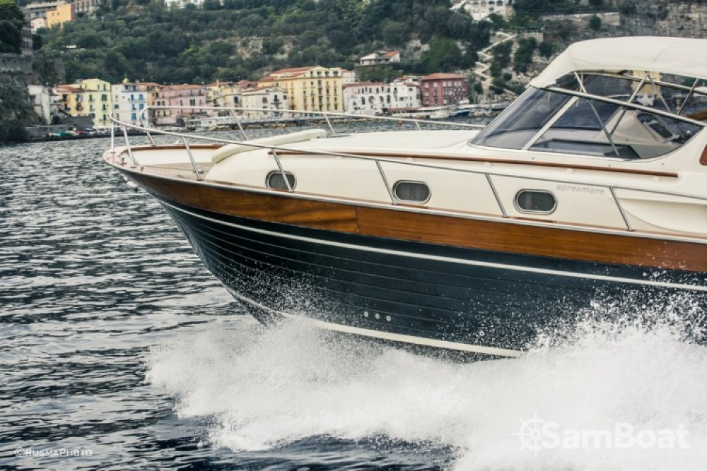 Alquiler de Apreamare Apreamare 38 diamond en Sorrento
