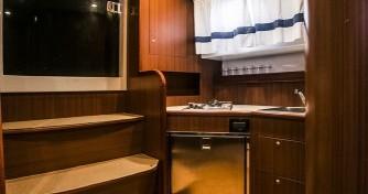 noleggio Barca a motore Sorrento - Apreamare Apreamare 38 diamond