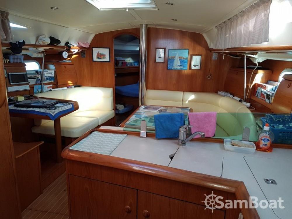 Rent a Jeanneau Sun Odyssey 40 Bastia