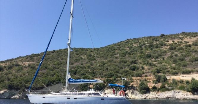 Location bateau Hyères pas cher Feeling 446