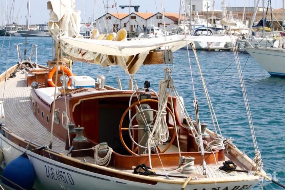 Bootsverleih Cantieri-P-Jouet-Et-Cie Sloop 18 metri stazza internazionale Palermo Samboat