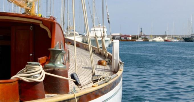 Location bateau Palerme pas cher Sloop 18 metri stazza internazionale