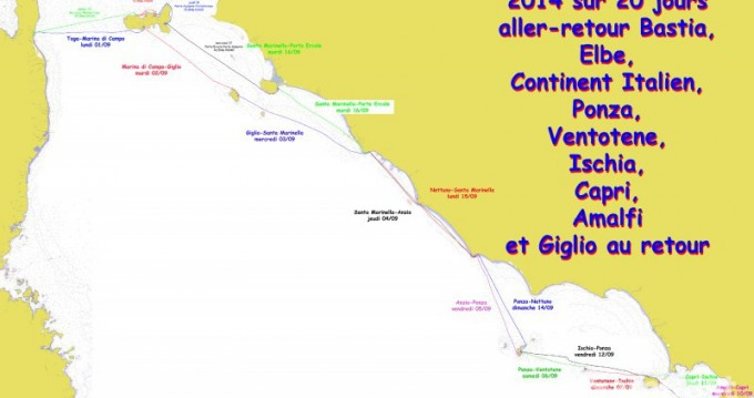 Location Voilier Jeanneau avec permis