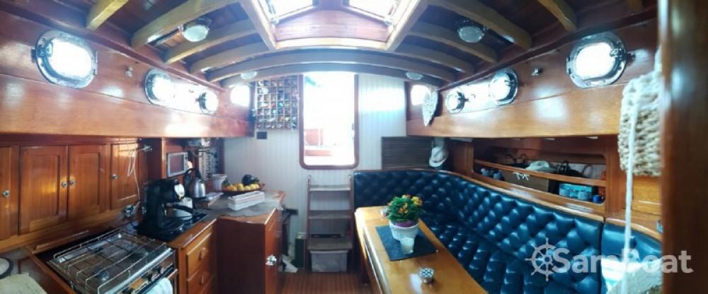 Segelboot mieten in Palermo - Cantieri-P-Jouet-Et-Cie Sloop 18 metri stazza internazionale