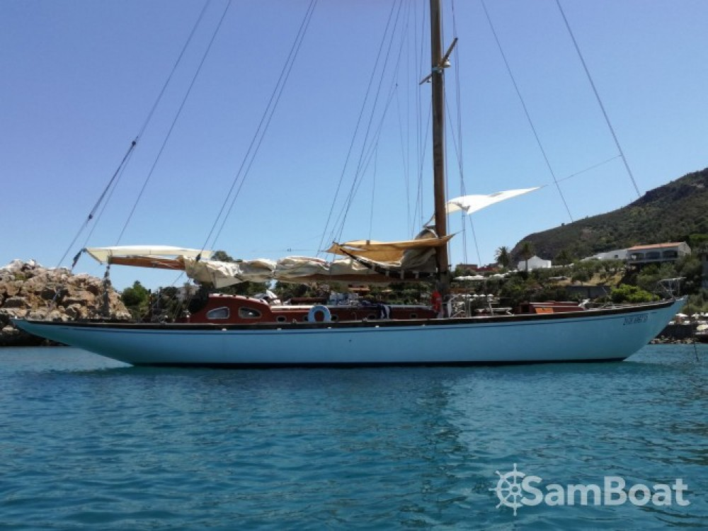 Hire Sailboat with or without skipper Cantieri-P-Jouet-Et-Cie Palermo
