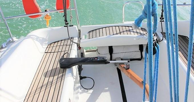noleggio Barca a vela La Rochelle - Jeanneau Sun Fast 32i