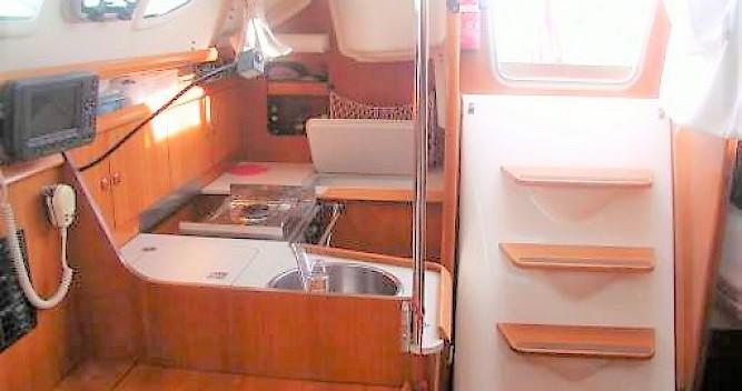 Noleggio barche Jeanneau Sun Fast 32i La Rochelle su Samboat