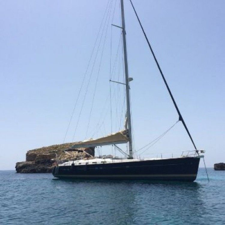 Bénéteau Oceanis 54 between personal and professional Valletta
