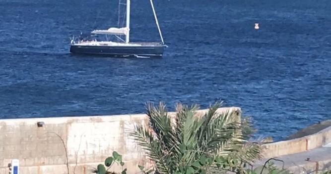 Location bateau Bénéteau Oceanis 54 à Ta' Xbiex sur Samboat