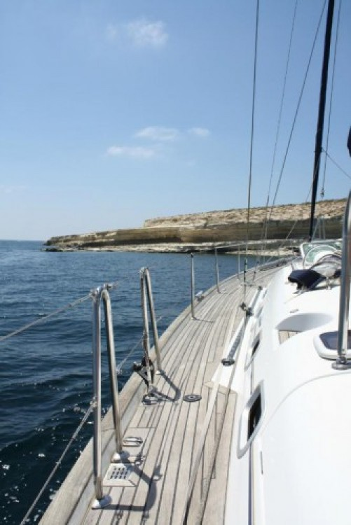 noleggio Barca a vela La Valletta - Bénéteau Oceanis 54