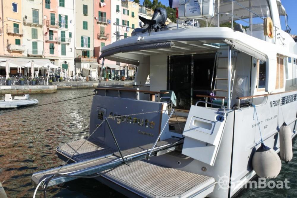 Alquiler de yate Licata - Bénéteau Swift Trawler 52 en SamBoat