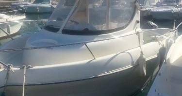 Rental Motor boat in Saintes-Maries-de-la-Mer - Quicksilver Quicksilver 630 Pilothouse